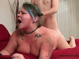 Mature bombshells move forward thru hookup auditions with youthfull twunks trounce porn