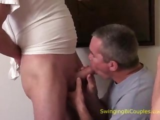 MORE ambidextrous fuck-fest sequences from Domicile