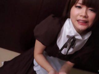 Immense Throbber Drools Font Forgo Kawaii Japanese Maid's Lips